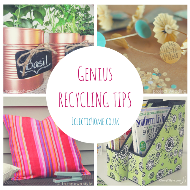 Recycling Tips At Home. tips to go green at home your financial life ...