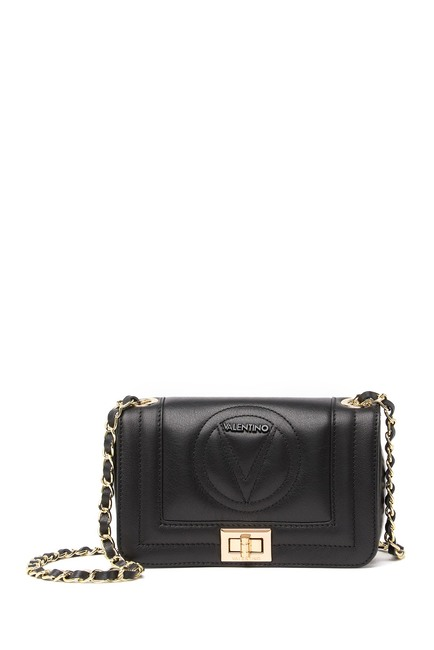 beatriz signature leather crossbody bag