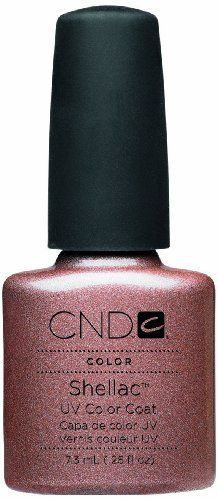 CND Shellac UV Color Coat  Iced Cappuccino Shade  0.25 Fluid Ounce: http://www.amazon.com/CND-Shellac-Color-Cappuccino-Shade/dp/B003OH07G8/?tag=httpbetteraff-20