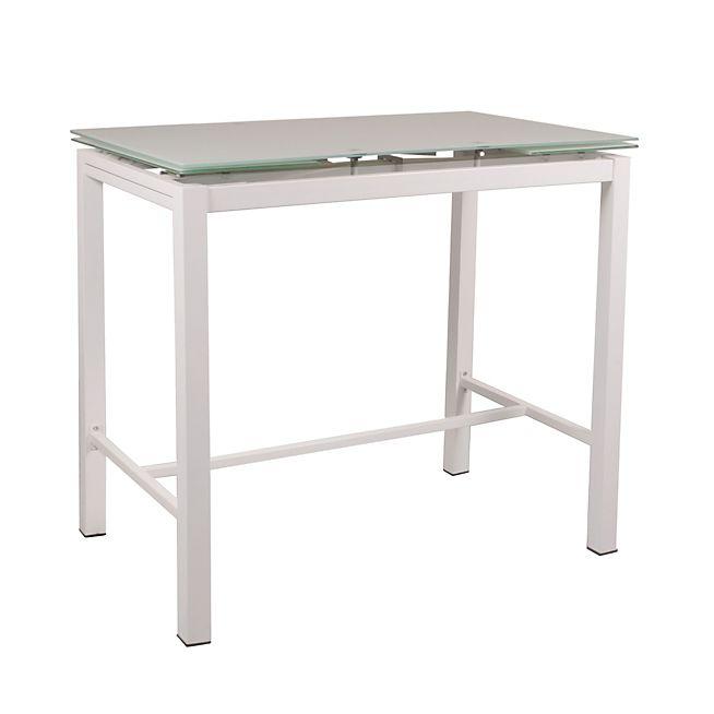 Table Haute Extensible L110 170cm Lido Tables Hautes Bars Tables Chaises Salon Salle A Manger Par Piece Deco Meuble Deco Mobilier De Salon Table Haute