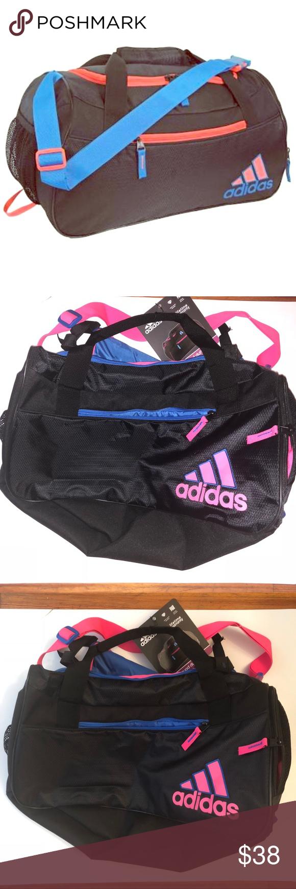 """Adidas Squad II Duffle Bag """"Girls Rule"""" NWT Adidas Squad II Duffle Bag """"Girls  Rule"""" NWT Perfect to fit all your sport gym essentials! Bags 640a8b2f5d290"""