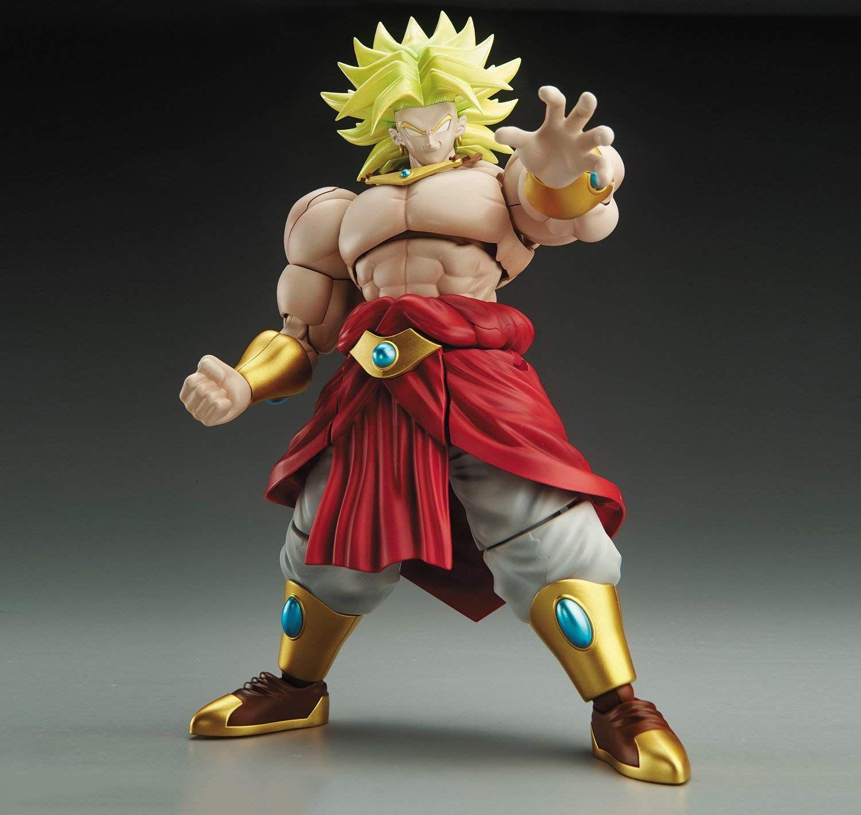 Bandai hobby figurerise standard legendary super saiyan