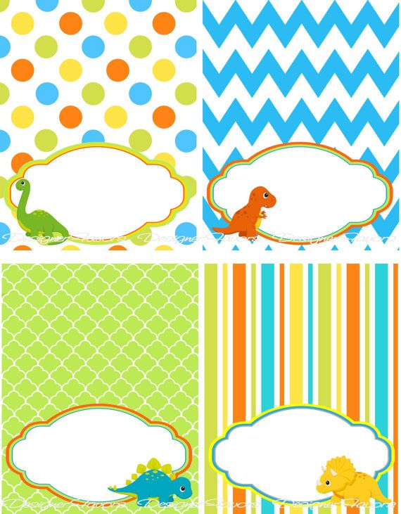Dinosaur Food Table Tent INSTANT DOWNLOAD by designerfavors  sc 1 st  Pinterest & Dinosaur Food Table Tent INSTANT DOWNLOAD by designerfavors ...