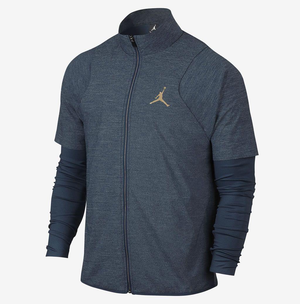Jordan Ultimate Flight Hybrid Basketball Jacket for Men