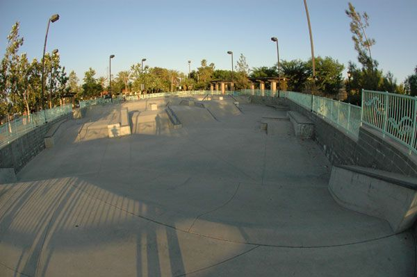 Irwindale Skate Park Skate Park Outdoor Park