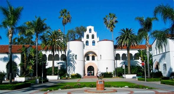 10 Classic Instagram Pictures From Sdsu Students Spanish Missions In California San Diego State University Mediterranean Revival