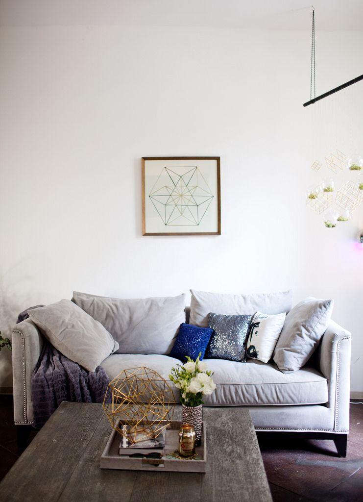 My Loft Tour Living Spaces Utopia Sofa Home Decor Couches Living Room