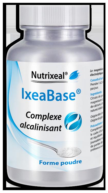 IxeaBase : minéraux alcalinisants, poudre hydrosoluble ...