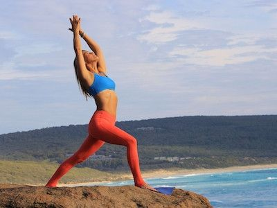 a simple yoga sequence to open your hips if you sit too