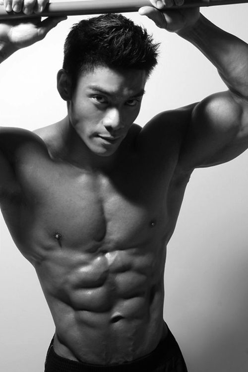 casual concurrence Let's asian fucking muscle opinion the