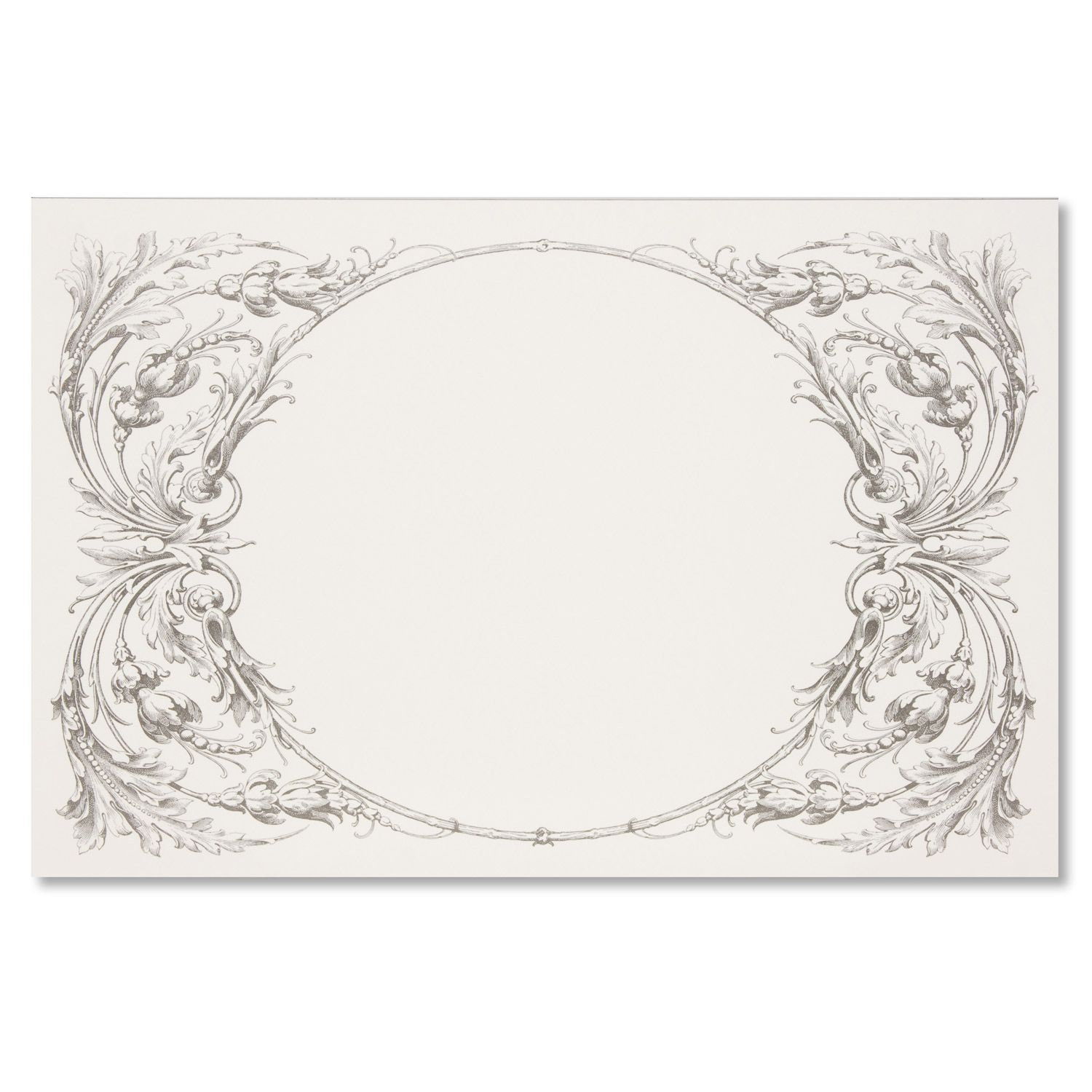 Italian Scrolls Paper Placemats @LaylaGrayce  sc 1 st  Pinterest & Italian Scrolls Paper Placemats @LaylaGrayce | ~ Baby shower ...