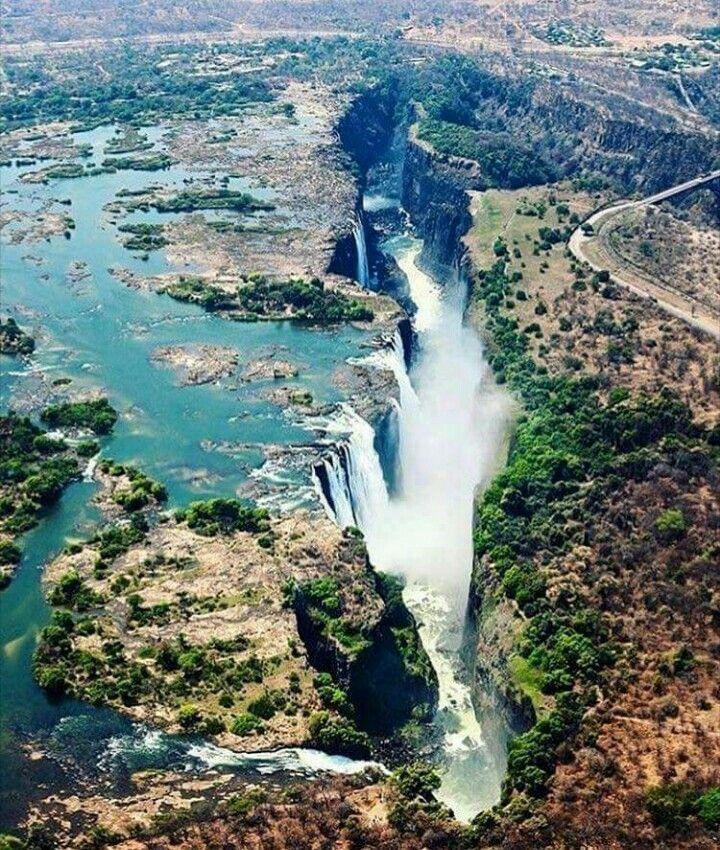 Victoria Falls Zimbabwe Africa Travel Kenya Travel