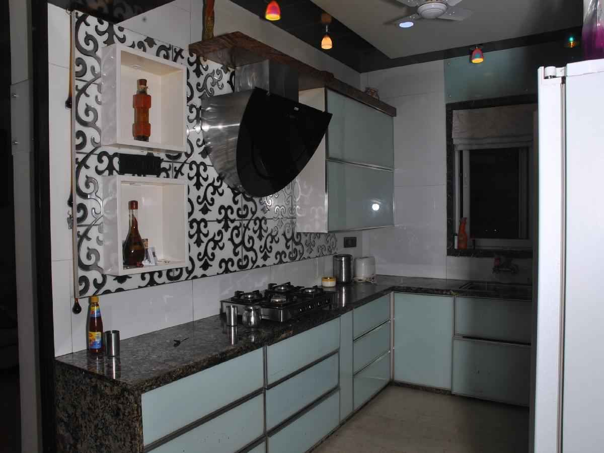 Kitchen Tiles In Chennai large kitchen with tiles design999 interiors interiors