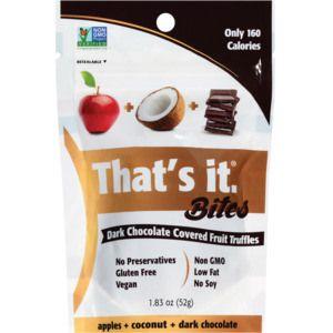 That's It Bites Apple Coconut - CVS com | Into the Grocey Cart