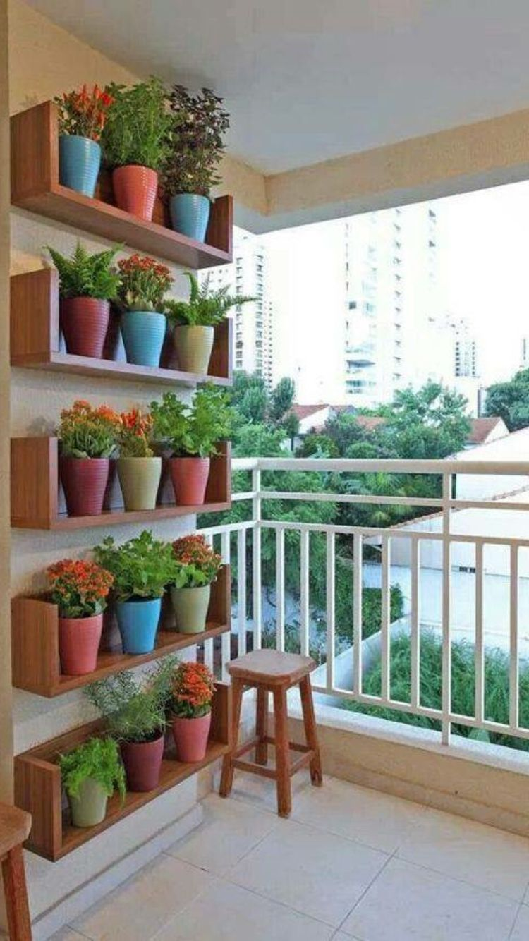 Apartment balcony ideas pictures to pin on pinterest - Look At These 8 Apartment Balcony Garden Decorating Ideas To Find Out How You Can Make Your Balcony The Most Comfortable Space