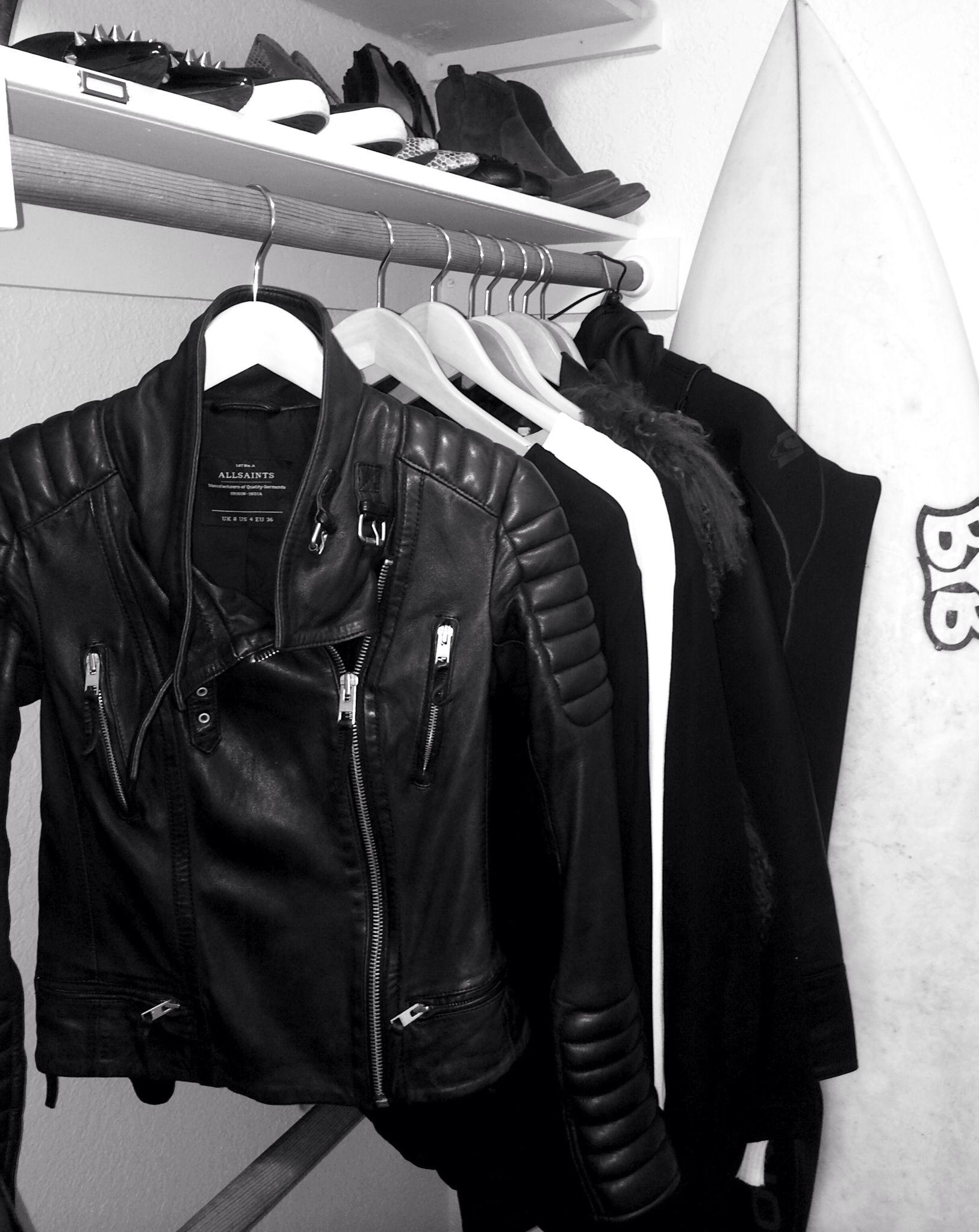 Allsaints Steine Biker Jacket Nr Closet Jackets Fashion Outerwear Jackets [ 2046 x 1626 Pixel ]
