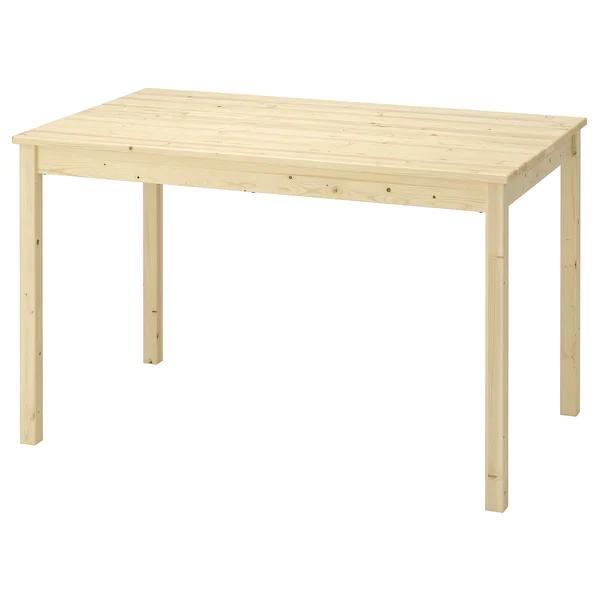 Ikea Ingo Pine Table In 2020 Ikea Small Dining Table Dining
