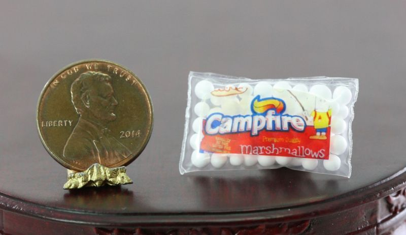 Dollhouse Miniature Vanilla Cookie Wafers by Cindi/'s Mini/'s