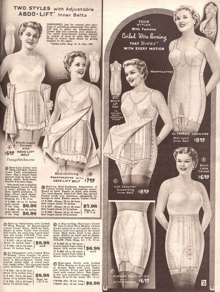 d377726e80 Spring and Summer 1955 Lane Bryant
