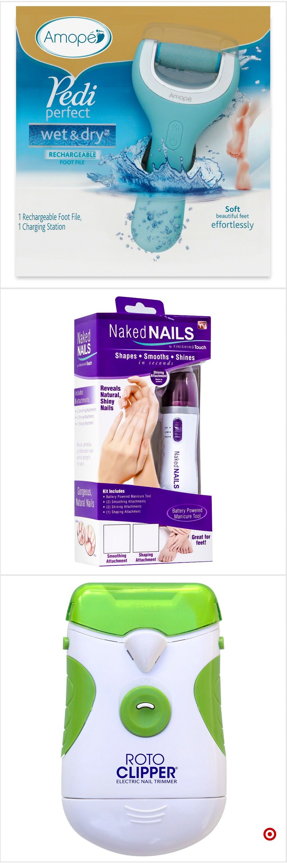 Shop Target for electric nail care devices you will love at great ...
