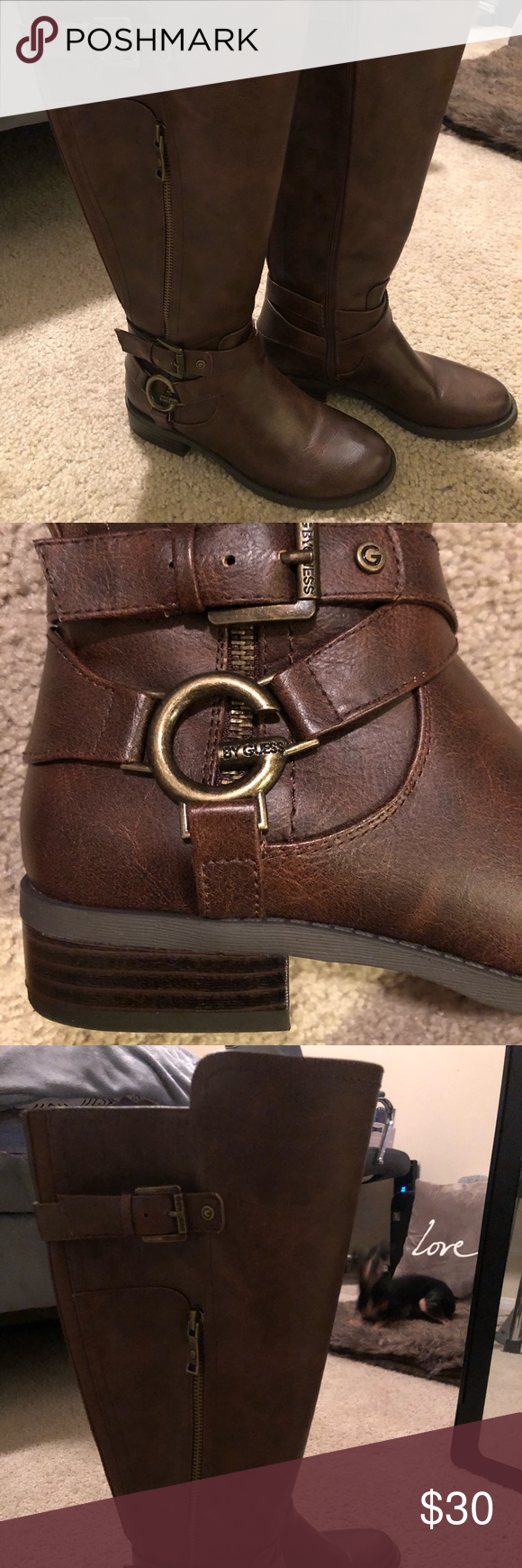 I just added this listing on Poshmark: GUESS Boots. #shopmycloset #poshmark #fashion #shopping #style #forsale #Guess #Shoes