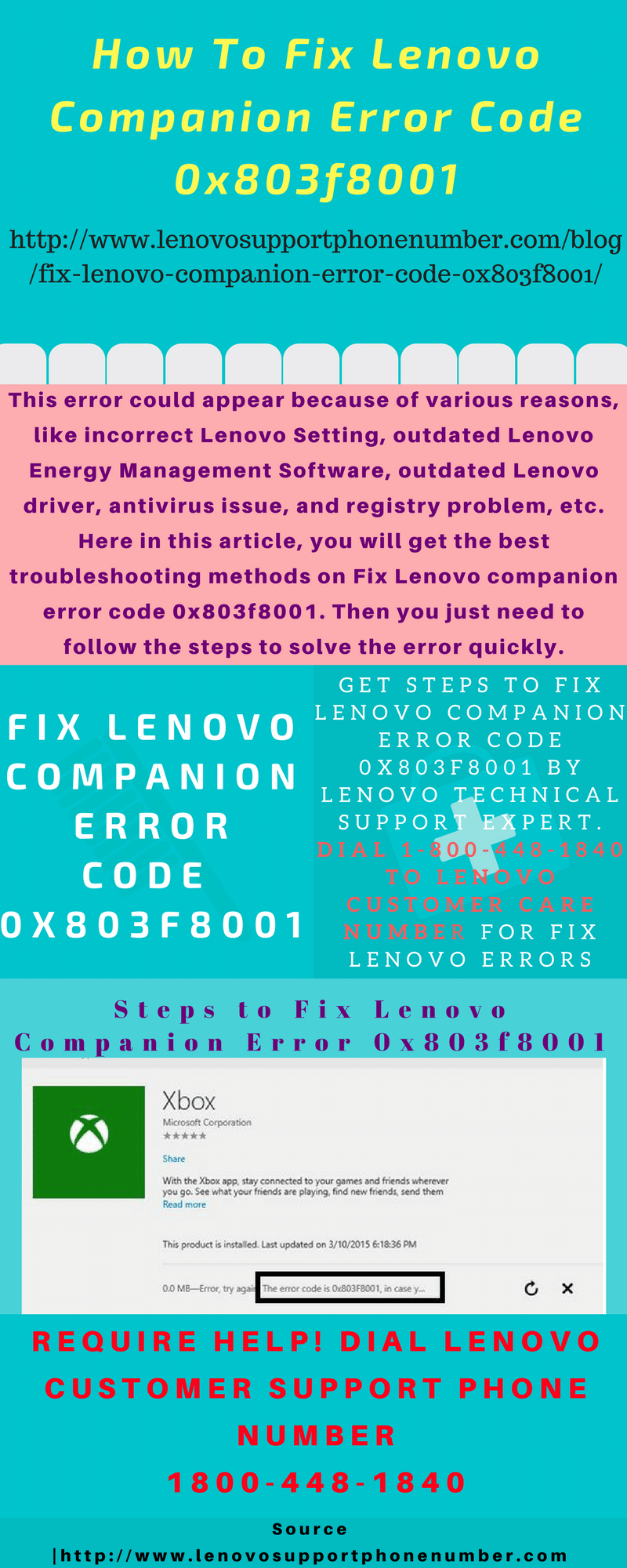 get best troubleshooting methods to fix lenovo companion error code 0x803f8001 by lenovo technical support expert call 1800 448 1840 lenovo support phone