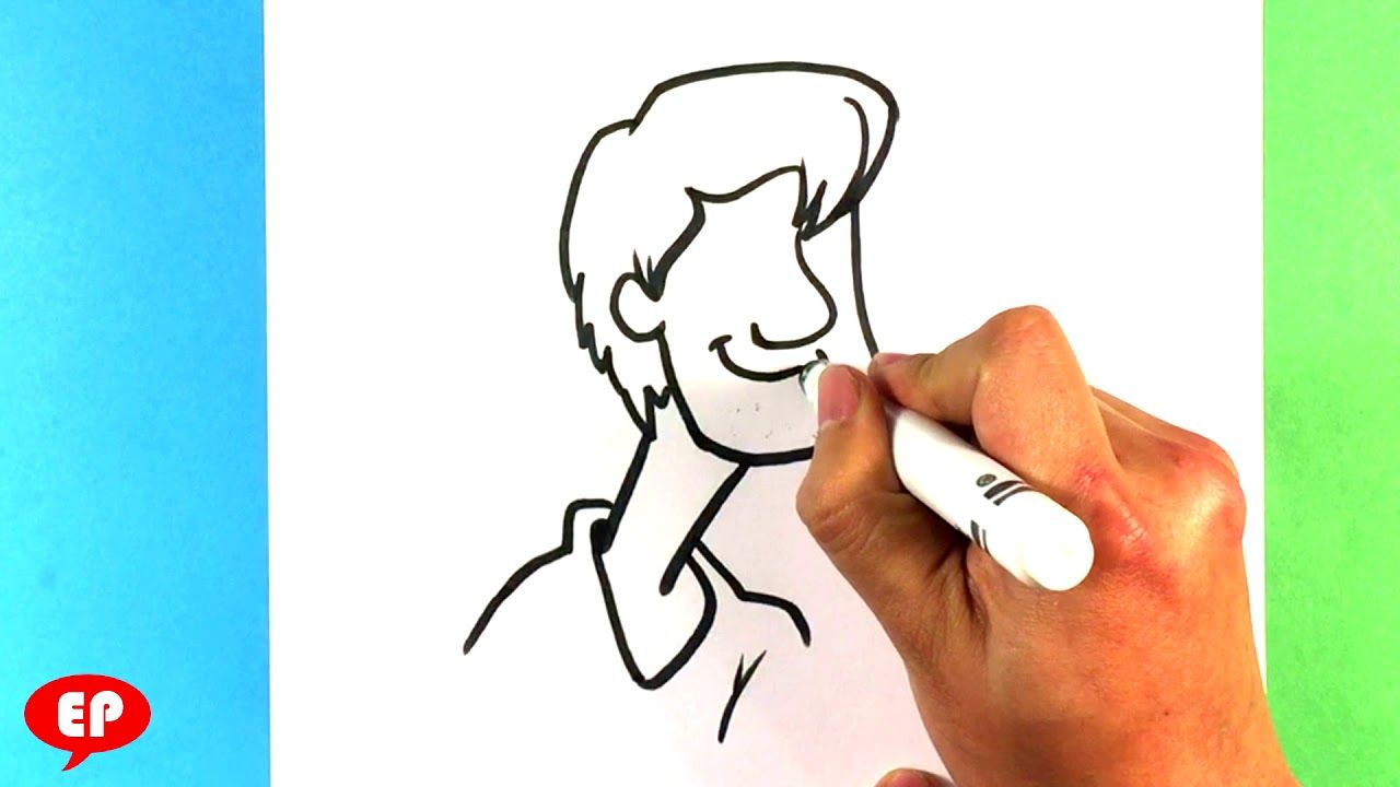 How To Draw Shaggy From Scooby Doo Meme Drawing For Beginners And Ki Free Cute Drawing Ebook Drawing For Beginners Shaggy Scooby Doo Shaggy And Scooby