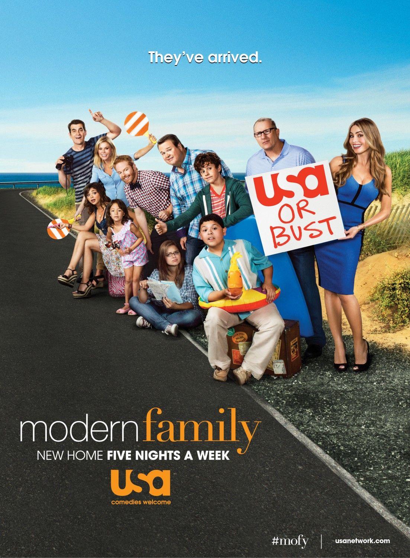 Modern Family My Favorite Show Moderne Familie Witzige Serien