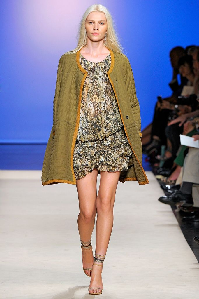 Isabel Marant | Spring 2012 Ready-to-Wear Collection | Style.com