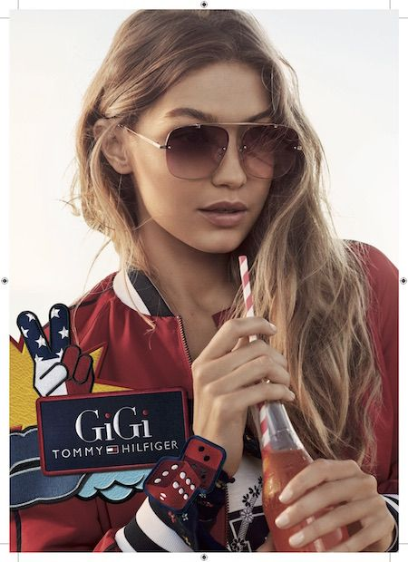 TH GIGI HADID Tommy Hilfiger in 2019 | Gigi hadid tommy