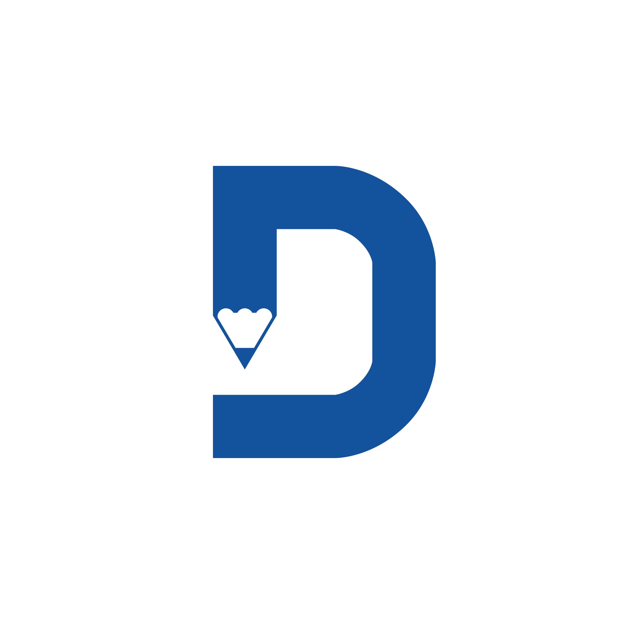 Delano Boer Logo Netherlands In 2021 Letter Logo Letter D Lettering