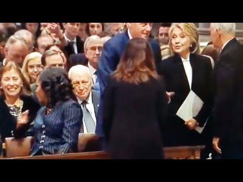 George Hw Bush Funeral Envelope Escapades Update Did Bill Clinton