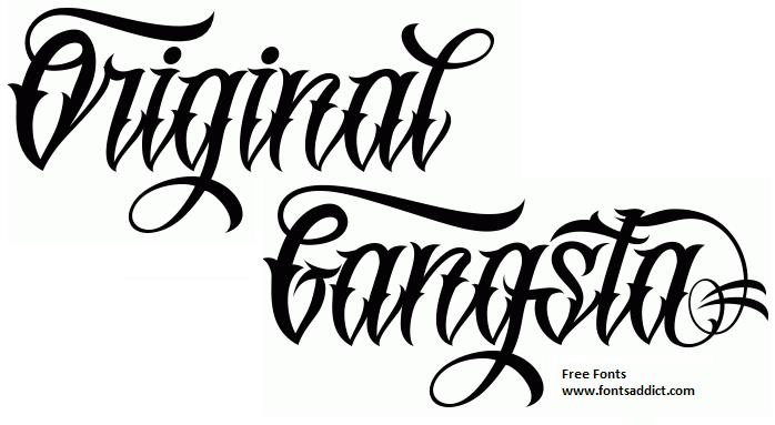 pin by fontsaddict com on free cool fonts