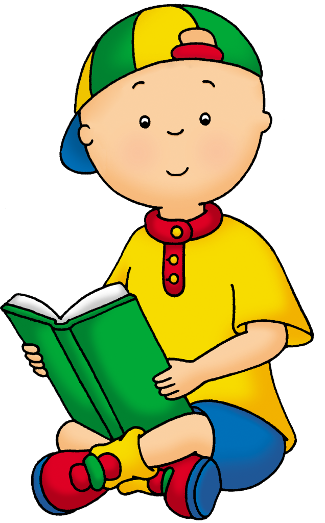 back to school with our favorite caillou episodes kidoodle tv rh pinterest com  caillou clipart free