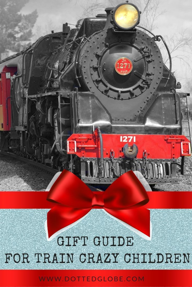 25 gifts for train lovers toddler christmas gifts