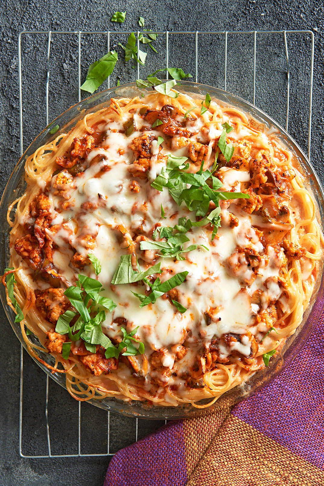 27 Healthy Italian Recipes You Have Our Permission To Eat Every Day Healthy Italian Recipes Italian Recipes Healthy Italian