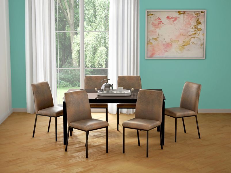 Dinner Together With Family In 2020 6 Seater Dining Table Dinning Table Set Dining Table