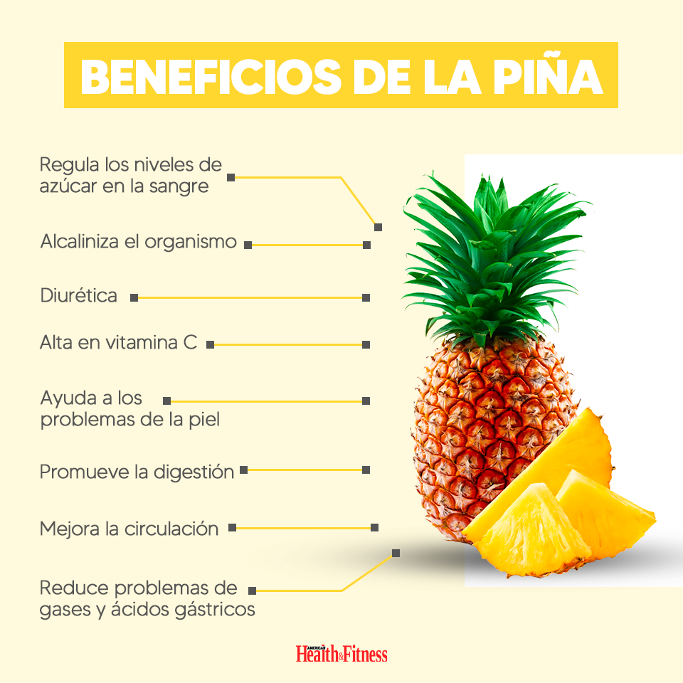 8 Beneficios De La Piña Que Debes Conocer Beneficios De La Piña Hierbas Aromaticas Para Cocinar Piña