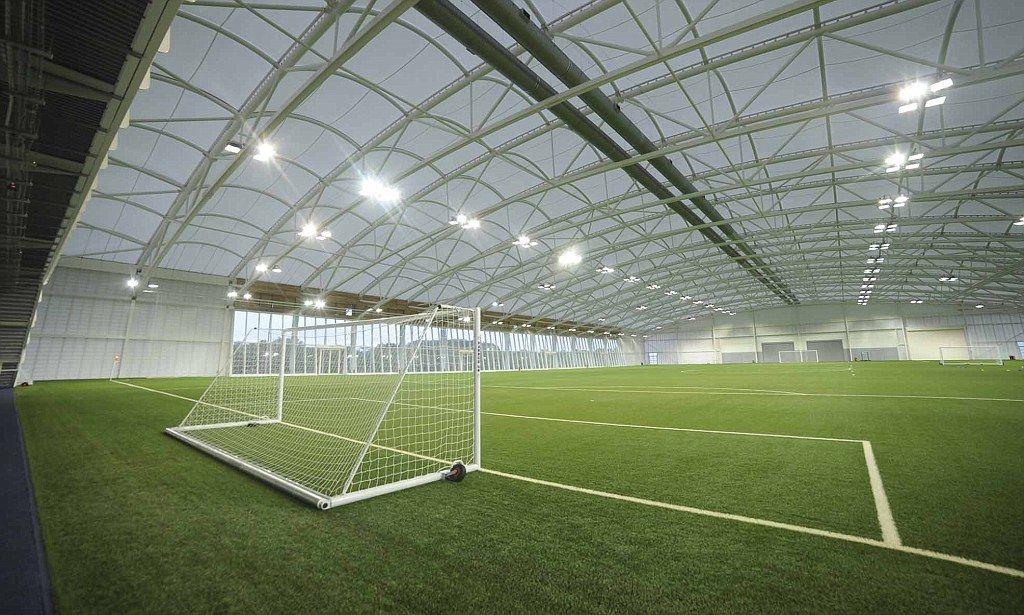 Neville England's new £100m St Park base is best