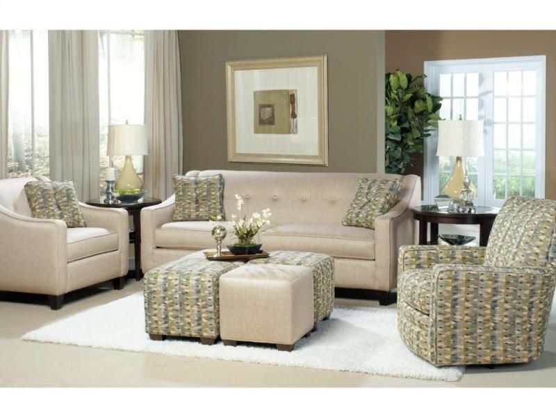 706950 In By Craftmaster Furniture In Asheboro, NC   Craftmaster Living  Room Stationary Sofas, Two Cushion Sofas