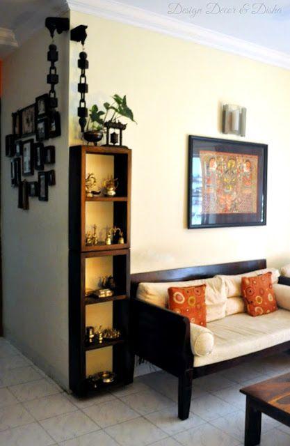 Wall Decor For Living Room India Metal Art Design Disha Indian Home Homes And