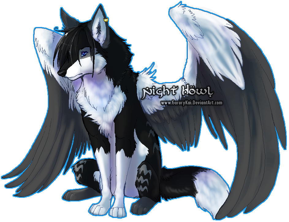 View topic - Open Sky|Winged wolf RP|Accepting - Chicken Smoothie