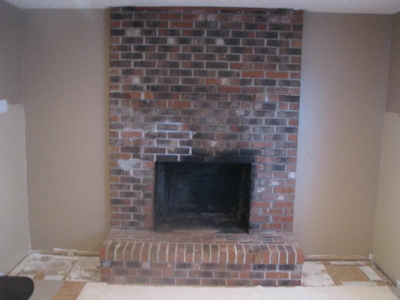 best 25 brick fireplace makeover ideas on pinterest. Black Bedroom Furniture Sets. Home Design Ideas