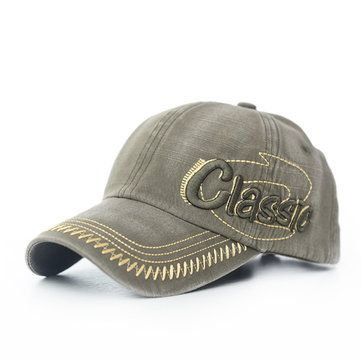 82269fda627 High-quality Men Women Embroidery M Cowboy Sun Hat Adjustable Snapback  Baseball Cap - NewChic Mobile.
