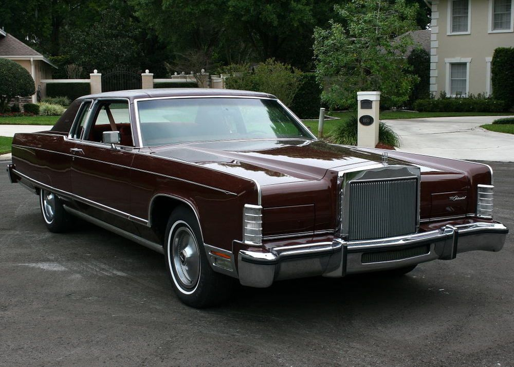 1977 Lincoln Town Car eBay Motors, Cars & Trucks