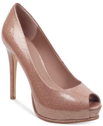 Guess High Heel Pumps Damen Rosa Schuhe Heels Jetzt