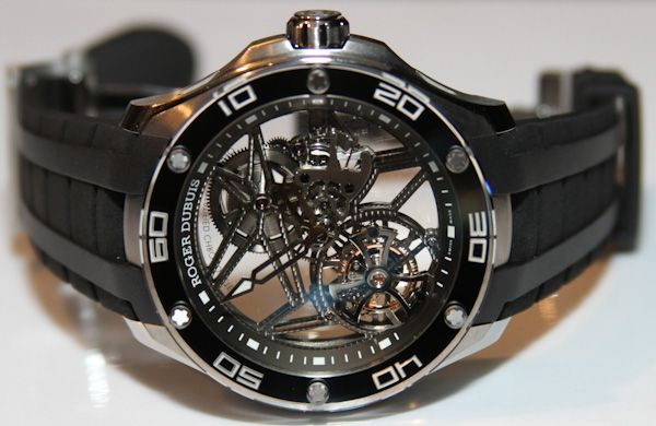 Roger Dubuis Pulsion Tourbillon Watch