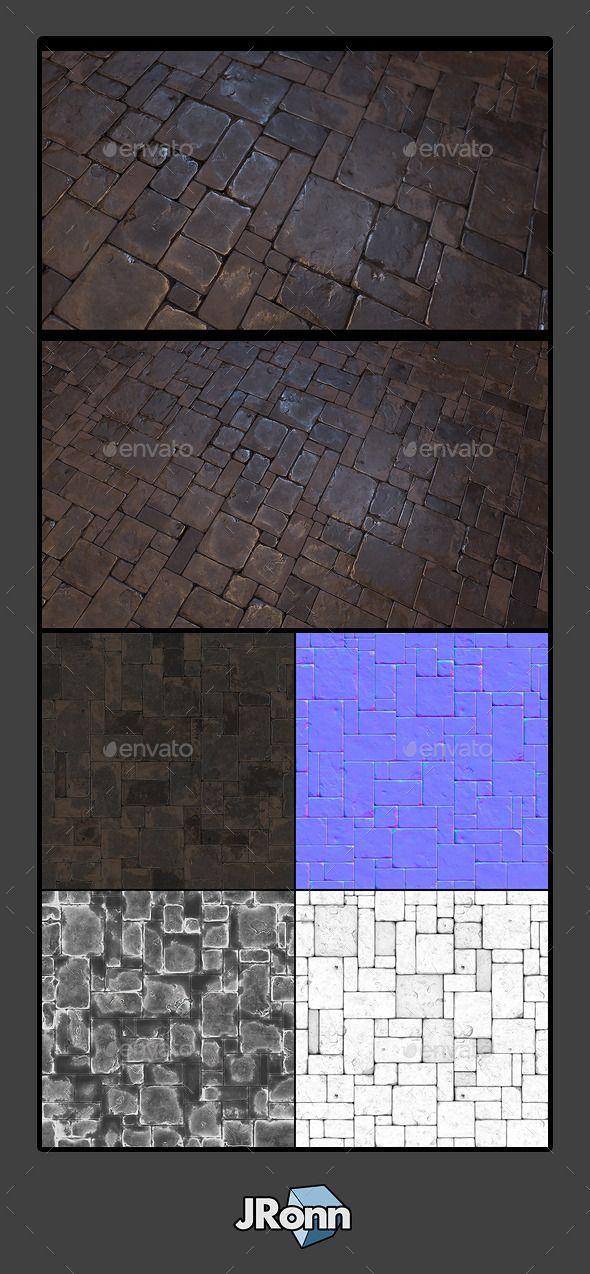 Stone Floor Tile 01 Etc Pinterest Tiles Stone Flooring And