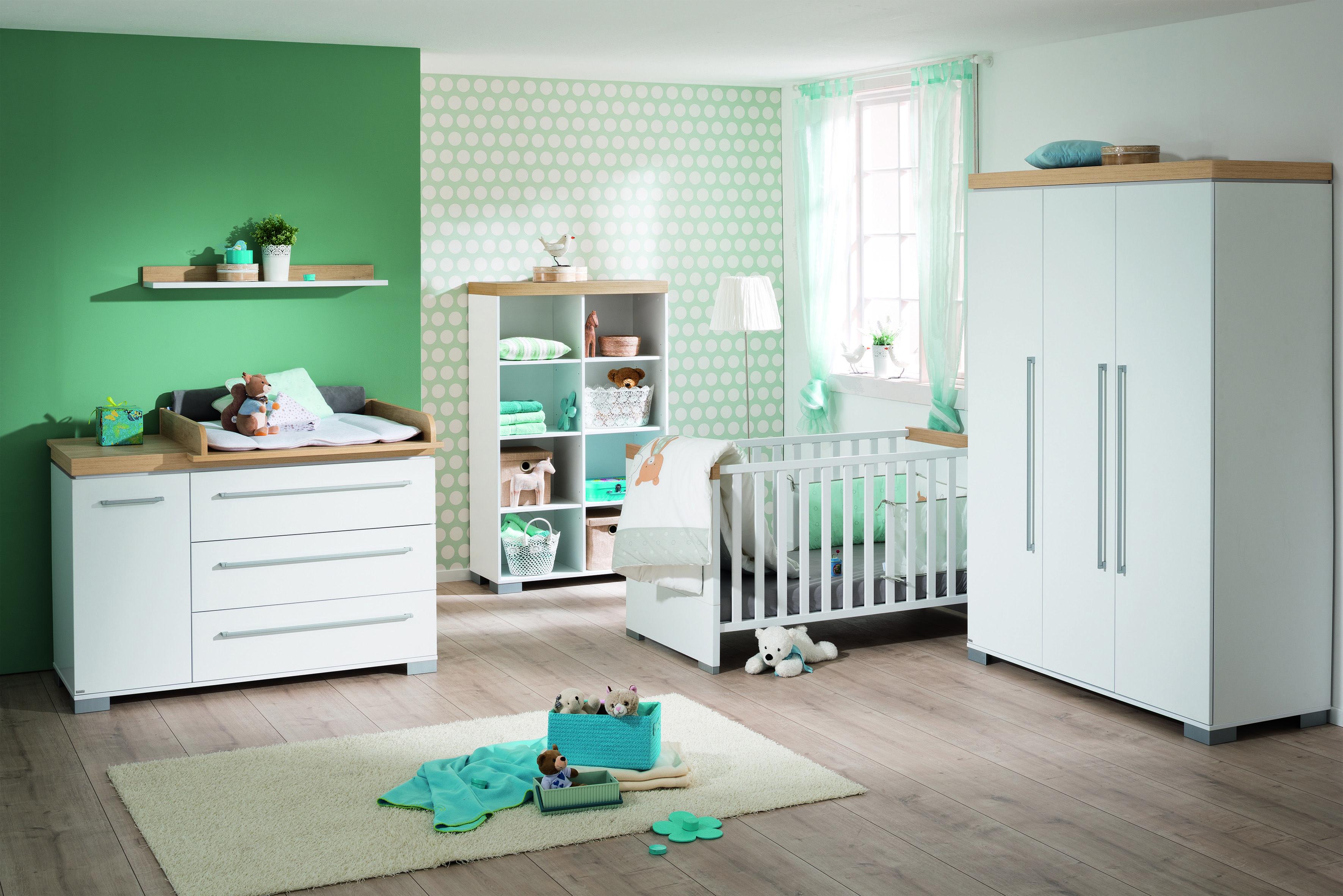 Babyzimmer Design paidi elegantes babyzimmer design mit klaren linien in