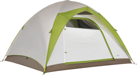 Kelty Yellowstone 4 Grey/Putty | Products | Best tents for